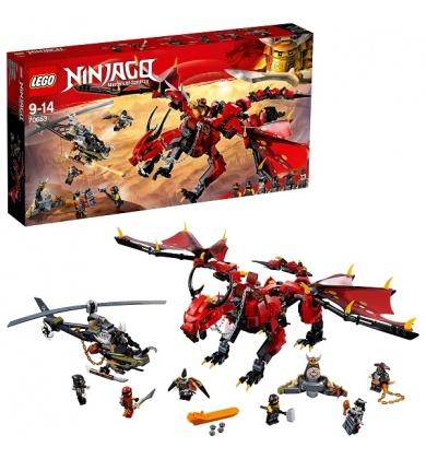 Лего ниндзяго первый страж детский мир